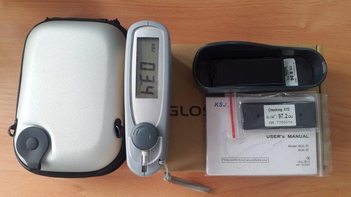 Máy đo độ bóng MG6-F1 cua KSJ