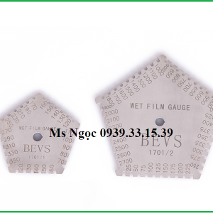 Thước đo độ dày sơn ướt 1701/1 và 1701/2