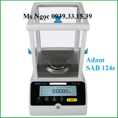 Cân 5 số lẻ Adam SAB 124e