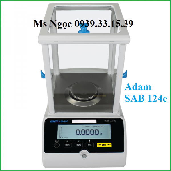 Cân 4 số lẻ Adam SAB 124e