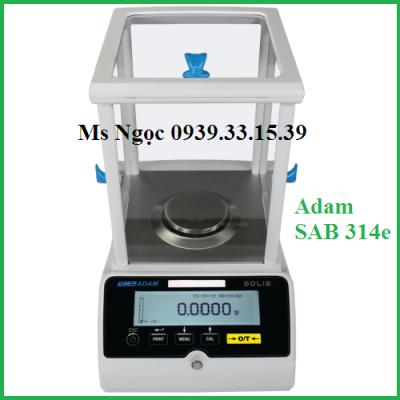 Cân 4 số lẻ Adam SAB 314e
