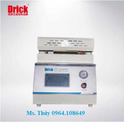 máy kiểm tra nhiệt dán kín bao bì