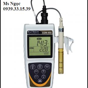 Máy đo độ dẫn điện CON 450