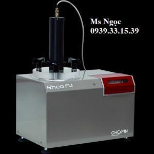 Máy đo đặc tính của bột khi lên men Rheo F4