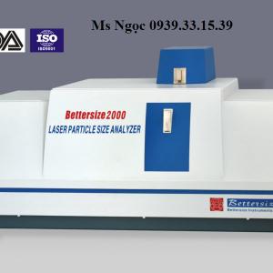 Máy phân tích phân bố kích thước hạt Bettersize Model BT-2000